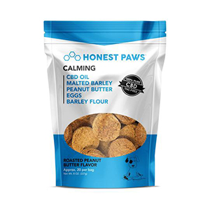 honest paws cbd dog treat